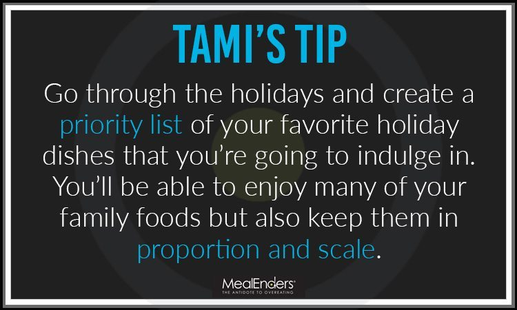 Tami's Tip 1: priority list
