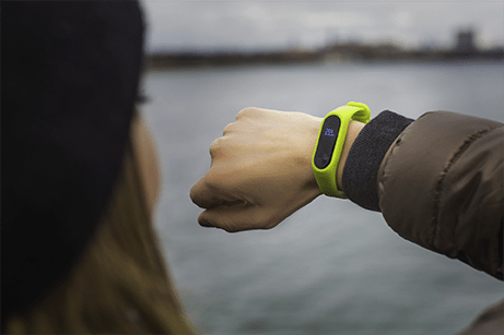 which fitness tracker
