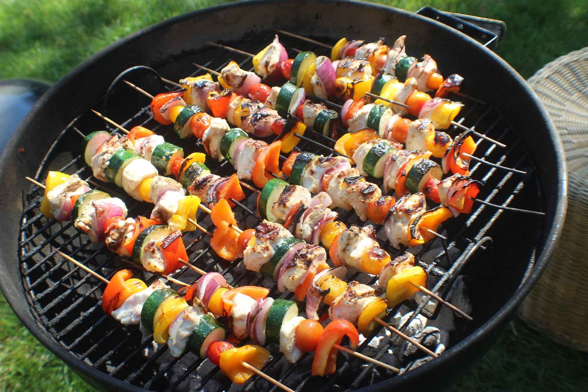 Grilling Ideas For Keeping Your Summer Bbqs Healthy